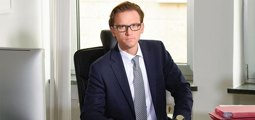 Rechtsanwalt und Fachanwalt für Strafrecht Tom Heindl